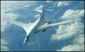 Tu-160 multi-mission strategic bomber